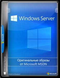 Windows Server 2022 LTSC, Version 21H2 Build 20348.288 (Updated October 2021) Оригинальные образы от Microsoft MSDN [Ru/En]