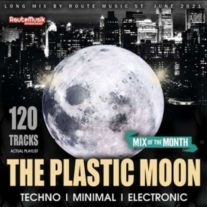 VA - The Plastic Moon: Techno Set