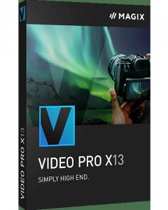 MAGIX Video Pro X13 19.0.1.119 (x64) [Multi]
