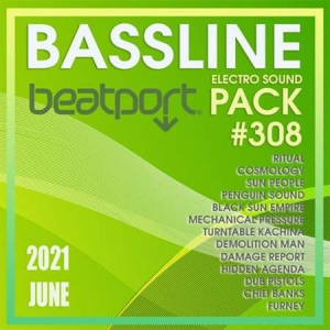VA - Beatport Bassline: Electro Sound Pack #308