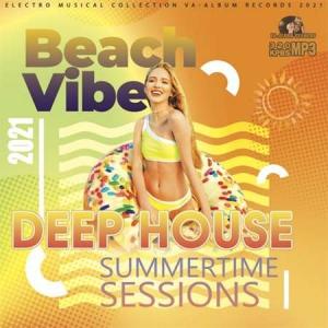 VA - Beach Vibe: Deep House Summertime Sessions