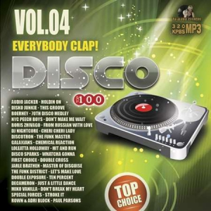 VA - Everybody Clap: Disco Party (Vol.04)