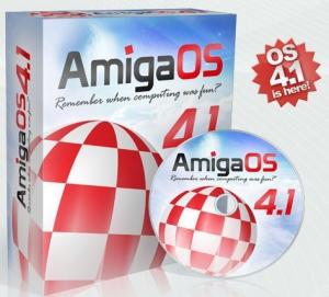 Amiga OS 4.1 [PowerPC] 1xCD