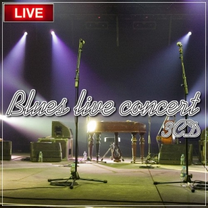 VA - Blues live concert (3CD)