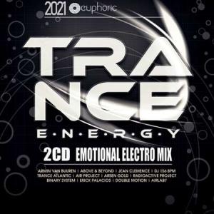 VA - Trance Energy: Emotional Electro Mix (2CD)