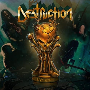 Destruction - Live Attack 2xCD