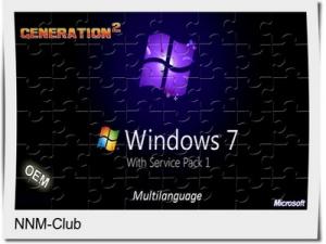 Windows 7 SP1 X64 Ultimate 3in1 OEM MULTi-7 JULY 2021 by Generation2 [Multi/Ru]