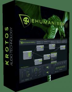 Krotos - Dehumaniser 2 1.3.3 VST, AAX (x64) RePack by RET [En]
