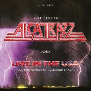 Alcatrazz - The Best of Alcatrazz & Live In the USA