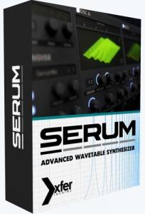 Xfer Records - Serum 1.34b5 VSTi, AAX (x64/x86) [En]
