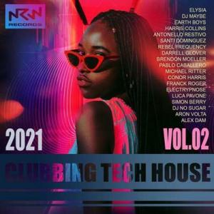 VA - NRW: Clubbing Tech House (Vol.02)