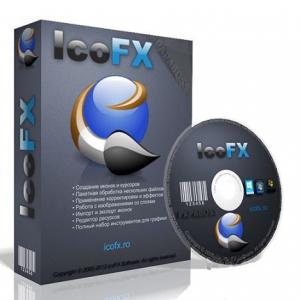 IcoFX 3.6 RePack (& Portable) by elchupakabra [Ru/En]