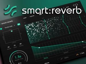 Sonible - smart:reverb 1.0.1 VST, VST3, AAX (x64) RePack by RET [En]