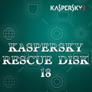 Kaspersky Rescue Disk 18.0.11.3 [12.09.2021] [Ru/En]