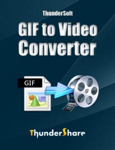 ThunderSoft GIF to Video Converter 3.8.0 (Repack & Portable) by elchupacabra [Ru/En]