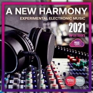 VA - A New Harmony: Experimental Electronic