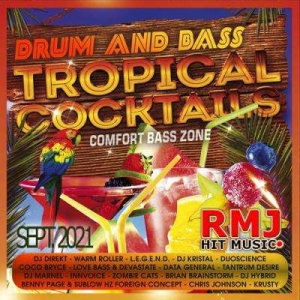 VA - Drum And Bass Tropical Cocktails