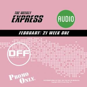 VA - Promo Only Express Audio DFF February Week 01