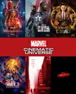 Сериалы. Кинематографическая Вселенная Marvel
