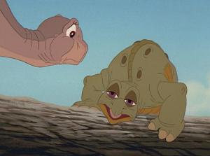 Земля до начала времен 6: Тайна Скалы Динозавров