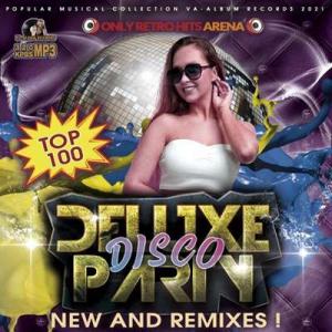 VA - Top 100: Deluxe Disco Party