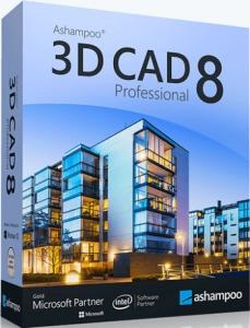 Ashampoo 3D CAD Professional 8.0.0 [Multi/Ru]