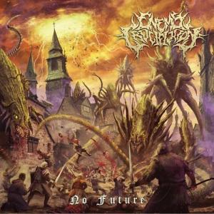 Enemy Crucifixion - No Future