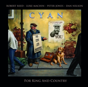Cyan - For King And Country
