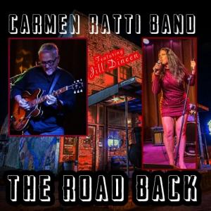 Carmen Ratti Band - The Road Back