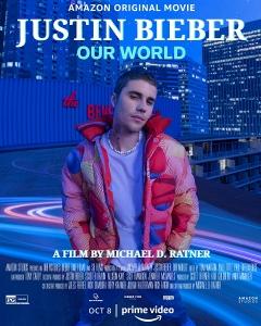 Джастин Бибер: Наш мир