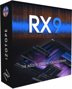 iZotope - RX 9 Audio Editor Advanced 9.0.1 STANDALONE, VST, VST3, AAX (x64) RePack by R2R [En]