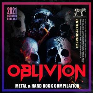 VA - Oblivion: Metal & Hard Rock Compilation