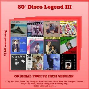 VA - 80's Disco Legend [01-11]