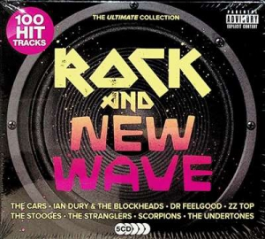 VA - Rock And New Wave: The Ultimate Collection [5CD]