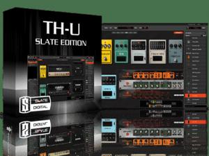 Overloud TH-U Slate Edition 1.4.5 STANDALONE, VST, VST3, AAX (x64) + Library RePack by R2R [En]