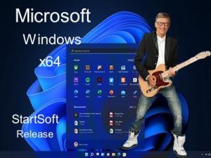 Microsoft Windows x64 Release by StartSoft 02-2021 [Ru]