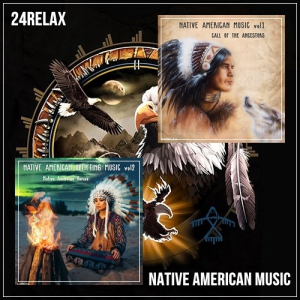 24Relax - Native American Music