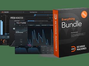 Devious Machines - Plugins Bundle 10.2021 VST, VST3, AAX (x64) [En]